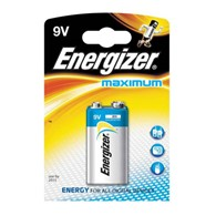 Bateria Energizer Maximum 6LR61 9V