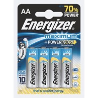 Bateria Energizer Maximum AA 4szt.